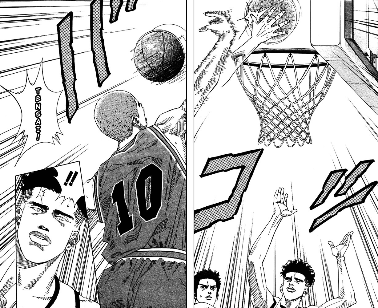 Slam Dunk Chapter 151  Online Free Manga Read Image 6