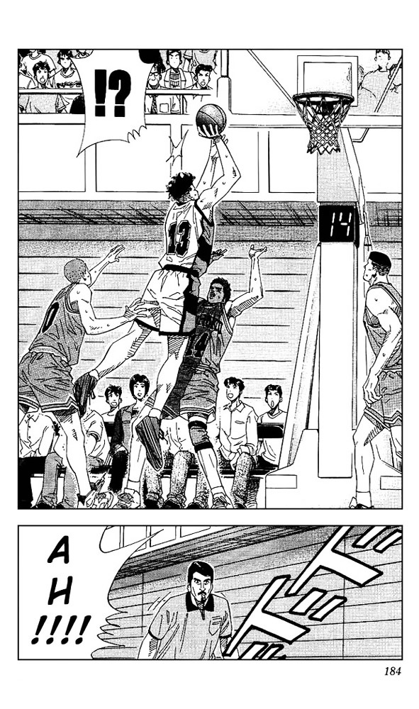Slam Dunk Chapter 152  Online Free Manga Read Image 16