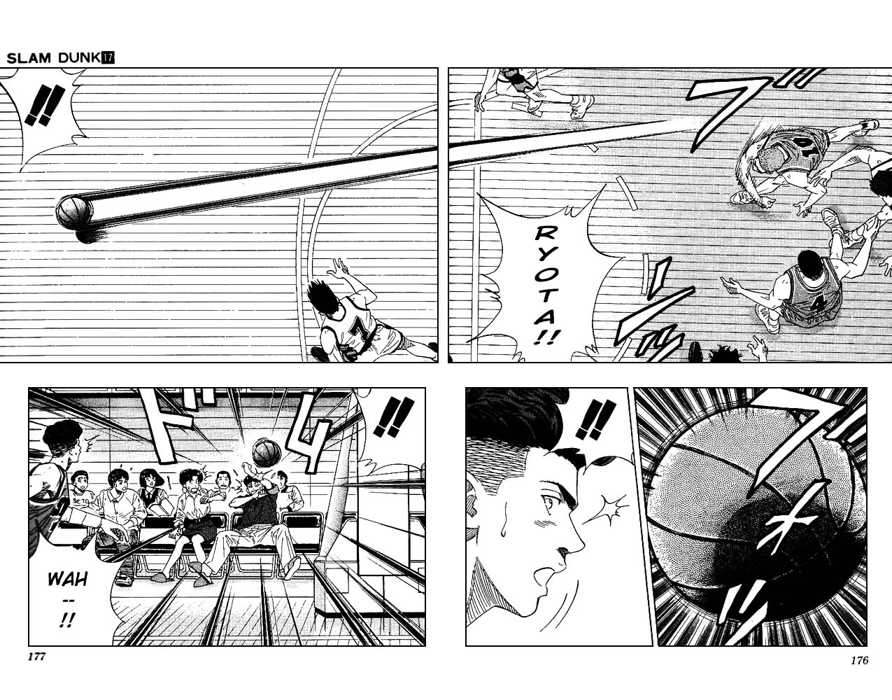 Slam Dunk Chapter 152  Online Free Manga Read Image 9