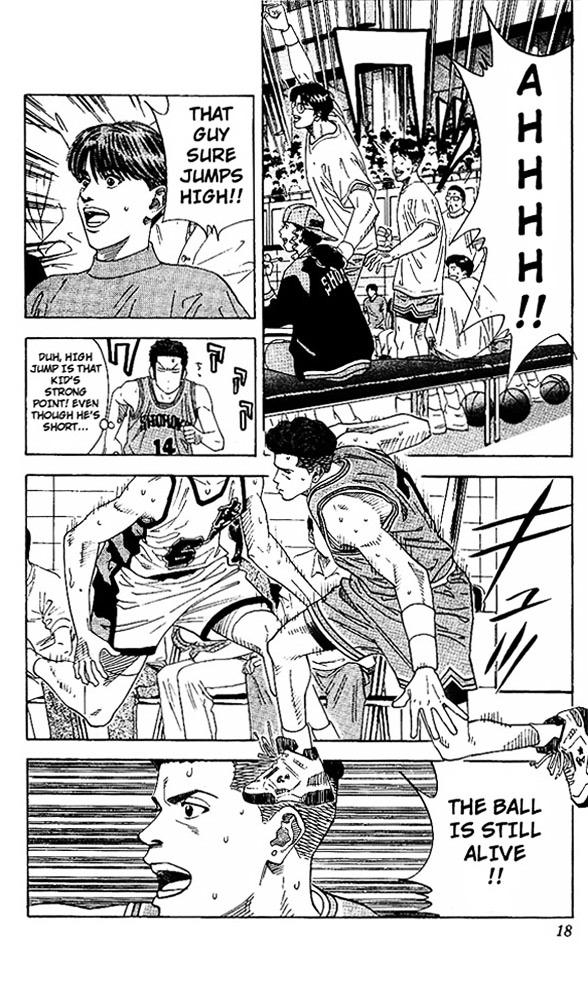 Slam Dunk Chapter 153  Online Free Manga Read Image 16