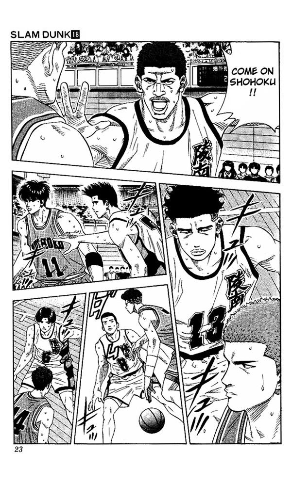 Slam Dunk Chapter 153  Online Free Manga Read Image 21