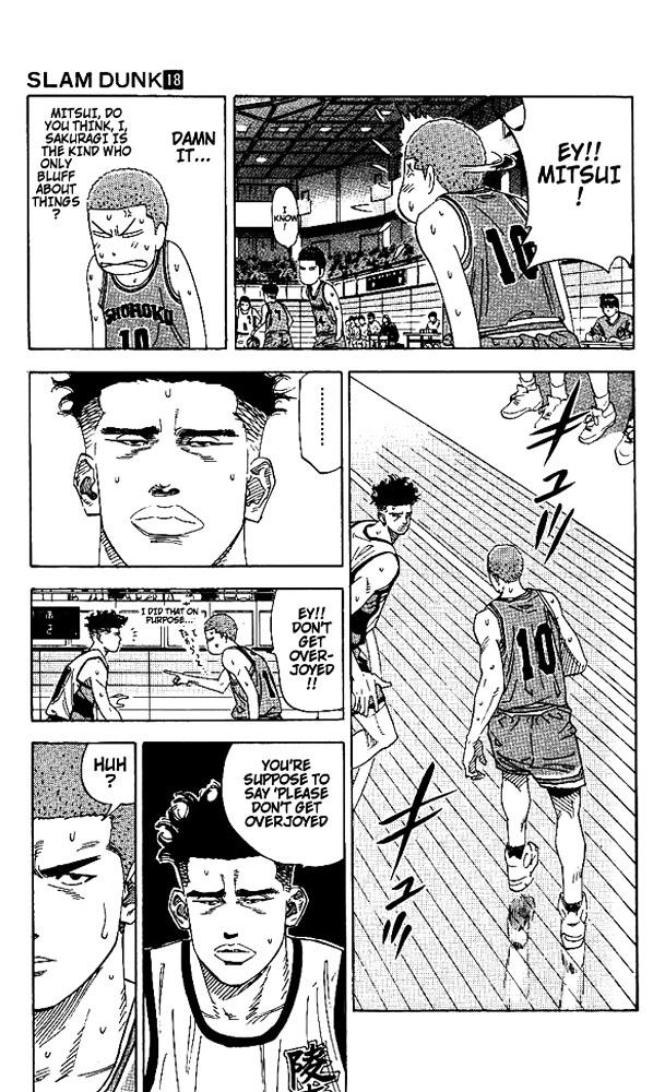 Slam Dunk Chapter 153  Online Free Manga Read Image 7