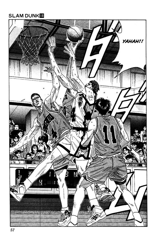 Slam Dunk Chapter 155  Online Free Manga Read Image 11