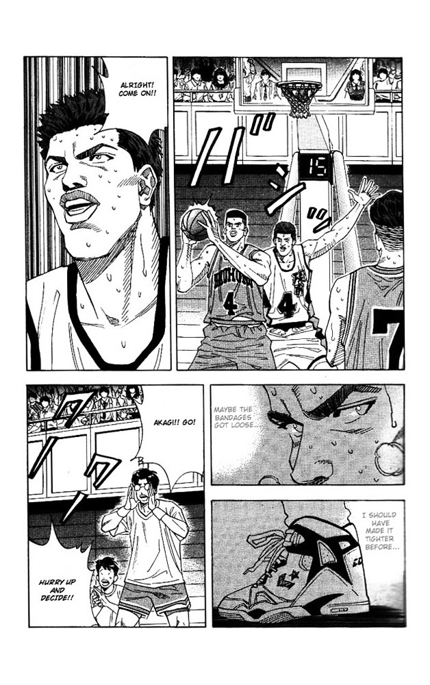 Slam Dunk Chapter 155  Online Free Manga Read Image 4