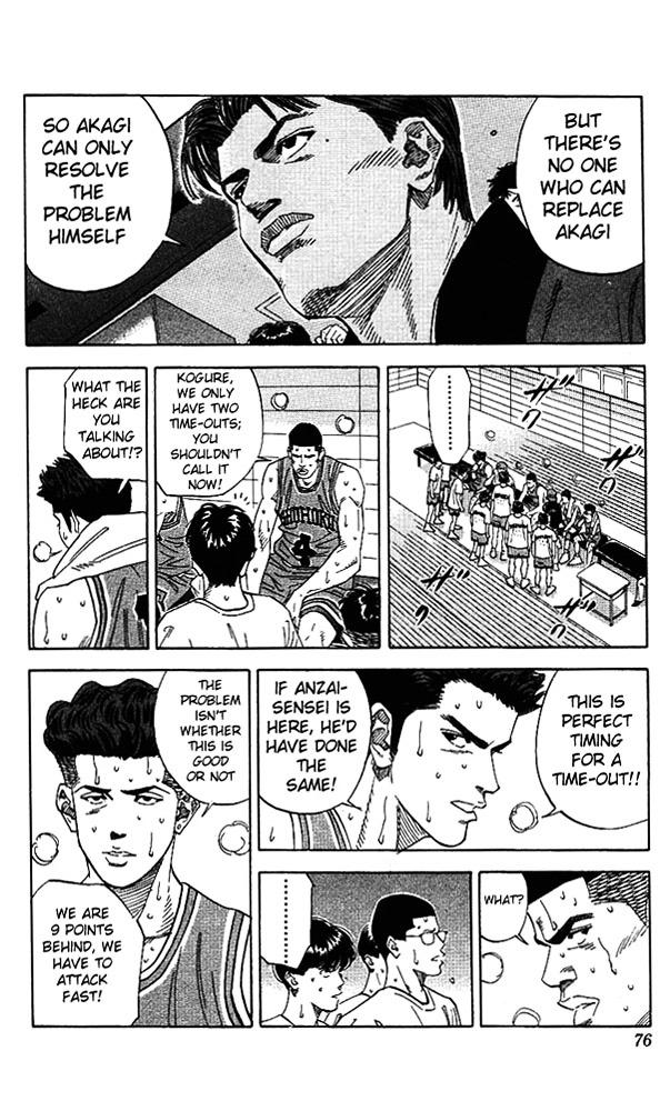 Slam Dunk Chapter 156  Online Free Manga Read Image 10
