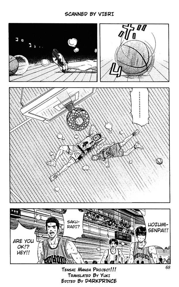 Slam Dunk Chapter 156  Online Free Manga Read Image 2