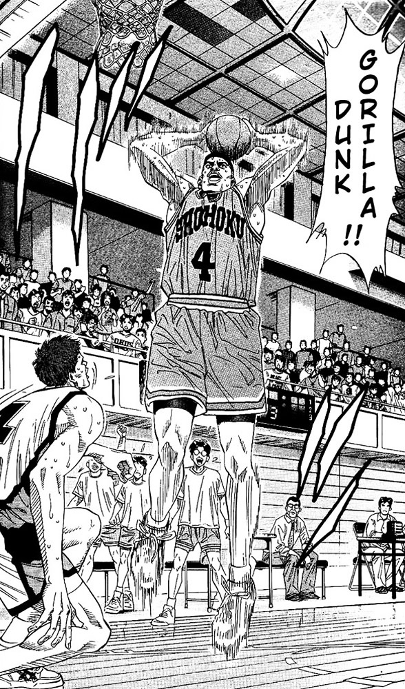 Slam Dunk Chapter 157  Online Free Manga Read Image 10