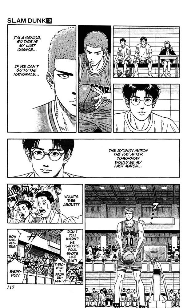 Slam Dunk Chapter 158  Online Free Manga Read Image 11
