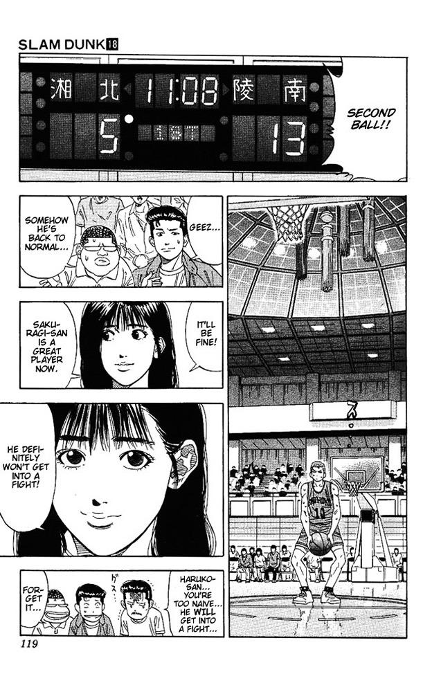 Slam Dunk Chapter 158  Online Free Manga Read Image 13