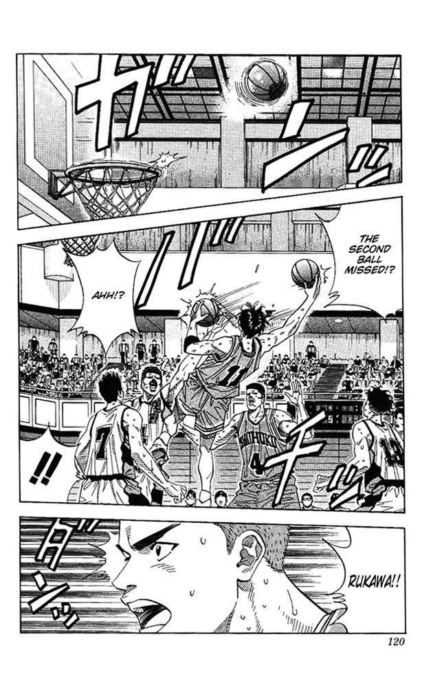 Slam Dunk Chapter 158  Online Free Manga Read Image 14