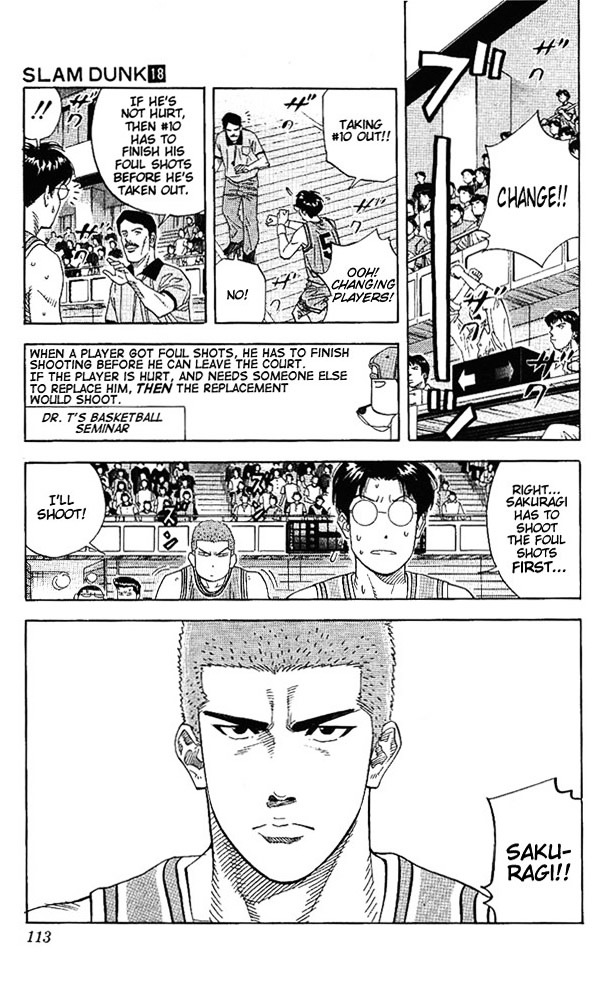 Slam Dunk Chapter 158  Online Free Manga Read Image 7