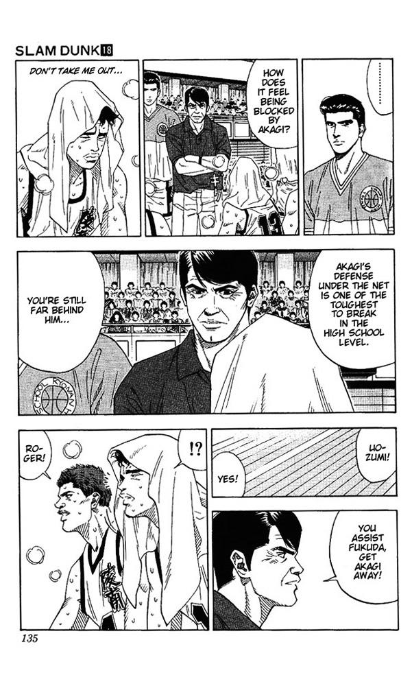 Slam Dunk Chapter 159  Online Free Manga Read Image 8