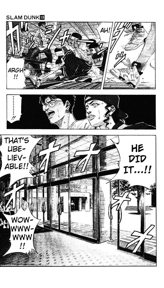 Slam Dunk Chapter 160  Online Free Manga Read Image 18