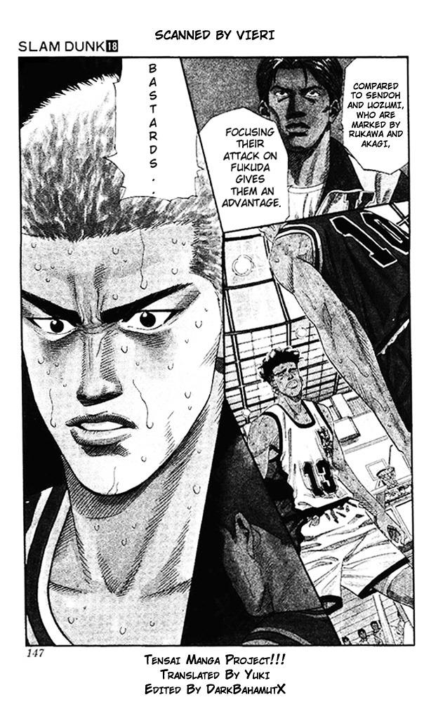 Slam Dunk Chapter 160  Online Free Manga Read Image 2