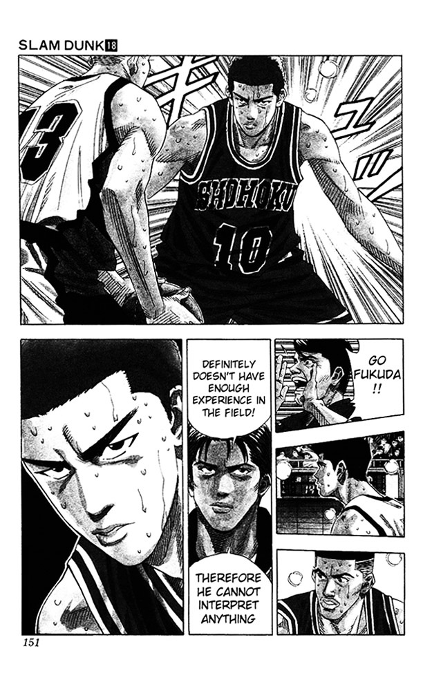 Slam Dunk Chapter 160  Online Free Manga Read Image 6