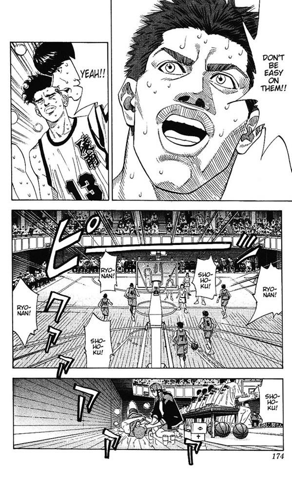 Slam Dunk Chapter 161  Online Free Manga Read Image 10