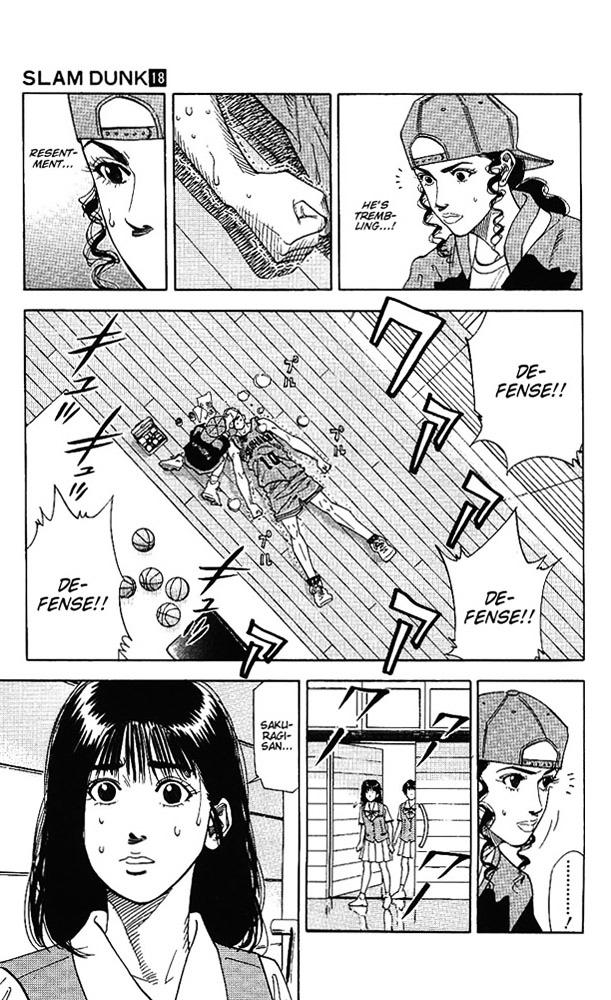 Slam Dunk Chapter 161  Online Free Manga Read Image 11