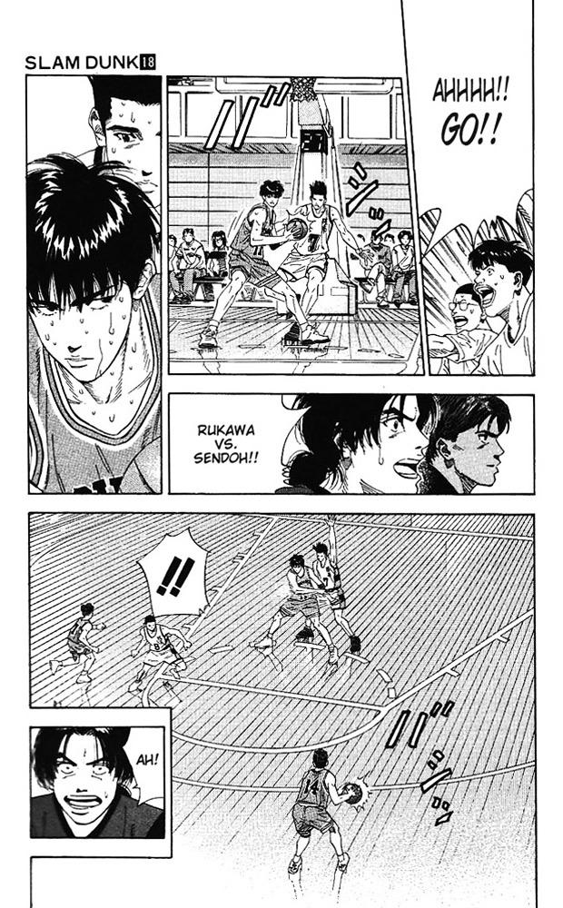 Slam Dunk Chapter 161  Online Free Manga Read Image 17