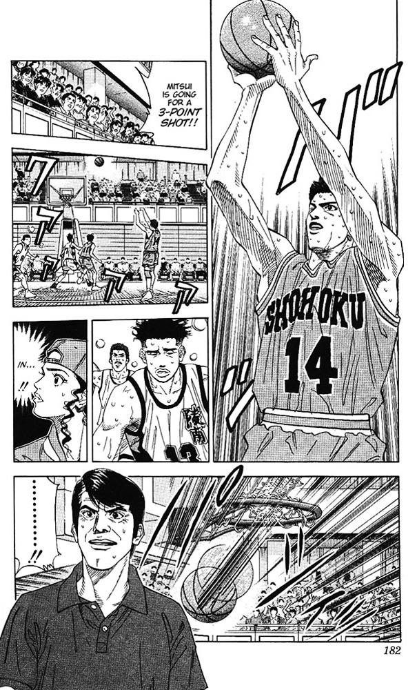 Slam Dunk Chapter 161  Online Free Manga Read Image 18