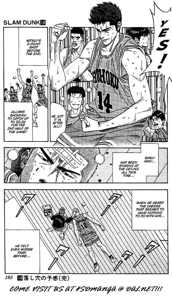 Slam Dunk Chapter 161  Online Free Manga Read Image 19