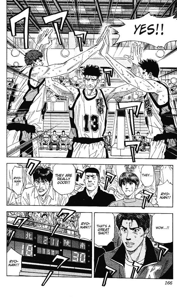Slam Dunk Chapter 161  Online Free Manga Read Image 2