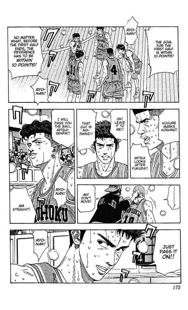 Slam Dunk Chapter 161  Online Free Manga Read Image 8