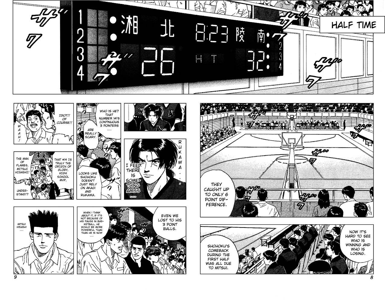 Slam Dunk Chapter 162  Online Free Manga Read Image 6
