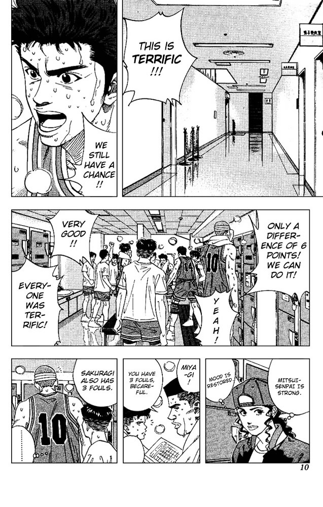 Slam Dunk Chapter 162  Online Free Manga Read Image 7