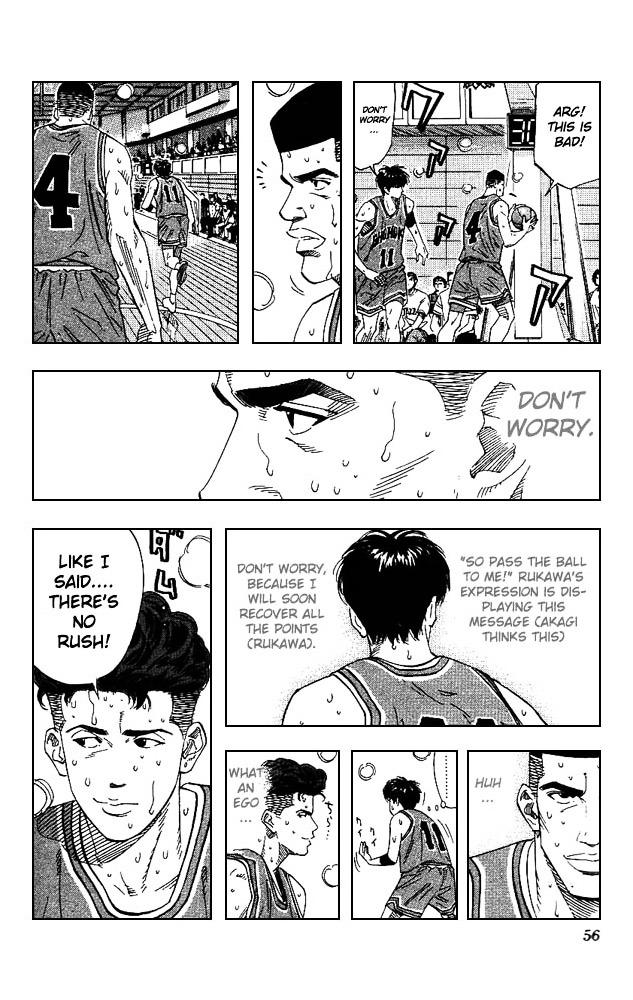 Slam Dunk Chapter 164  Online Free Manga Read Image 10