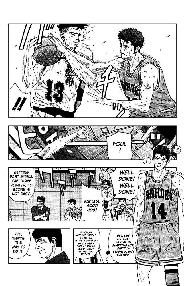 Slam Dunk Chapter 164  Online Free Manga Read Image 6
