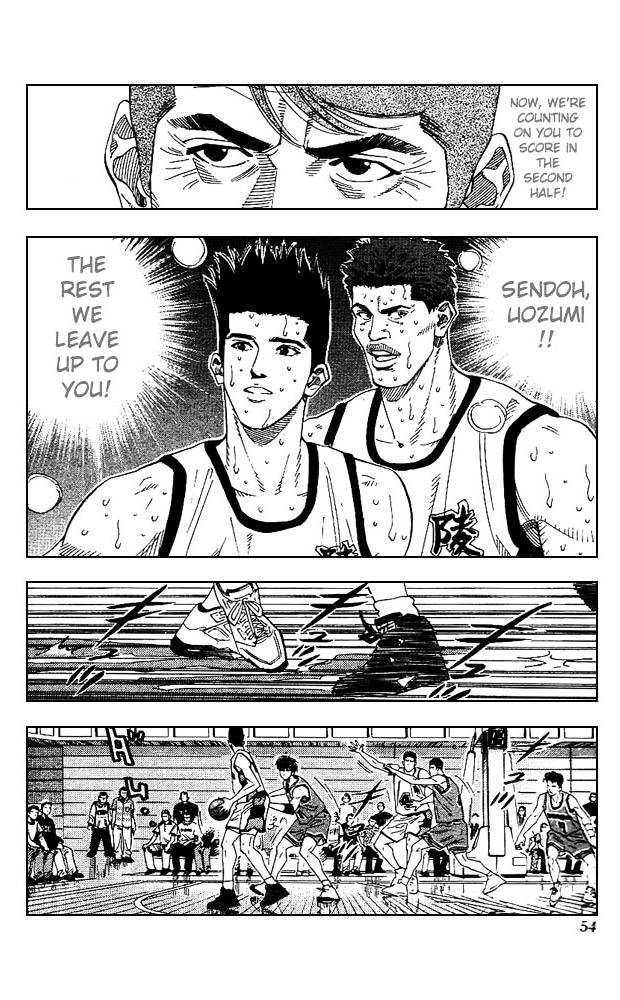 Slam Dunk Chapter 164  Online Free Manga Read Image 8