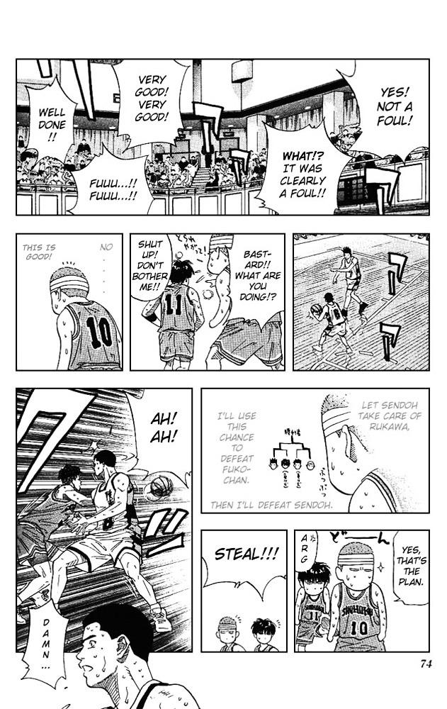 Slam Dunk Chapter 165  Online Free Manga Read Image 7