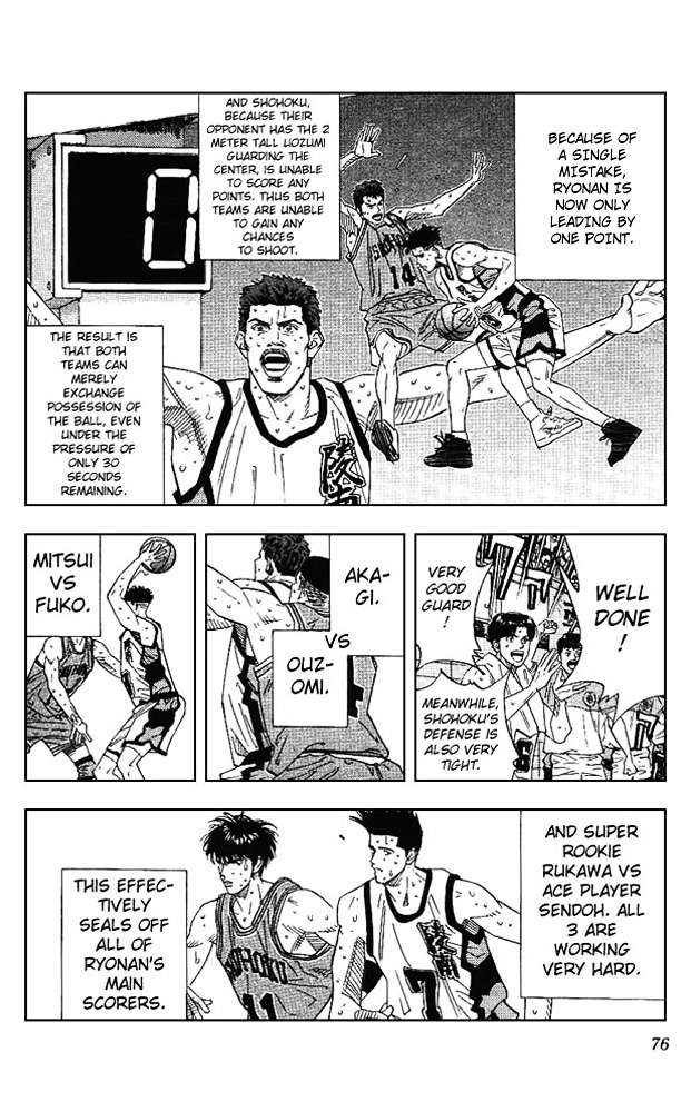Slam Dunk Chapter 165  Online Free Manga Read Image 9