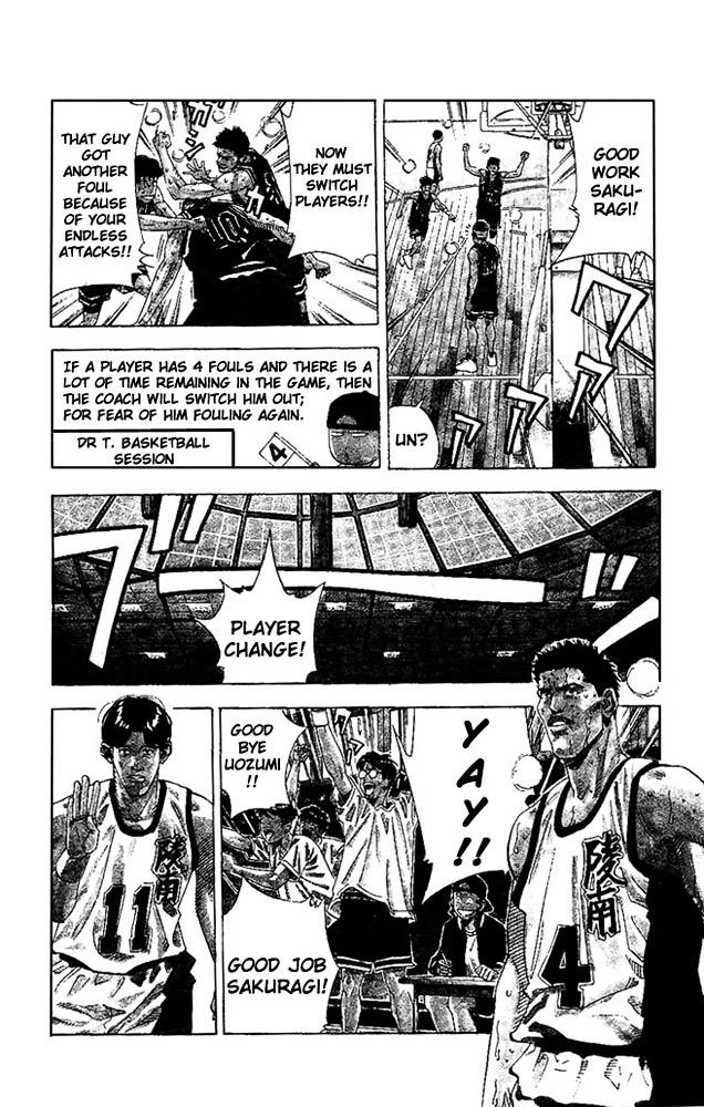 Slam Dunk Chapter 167  Online Free Manga Read Image 4
