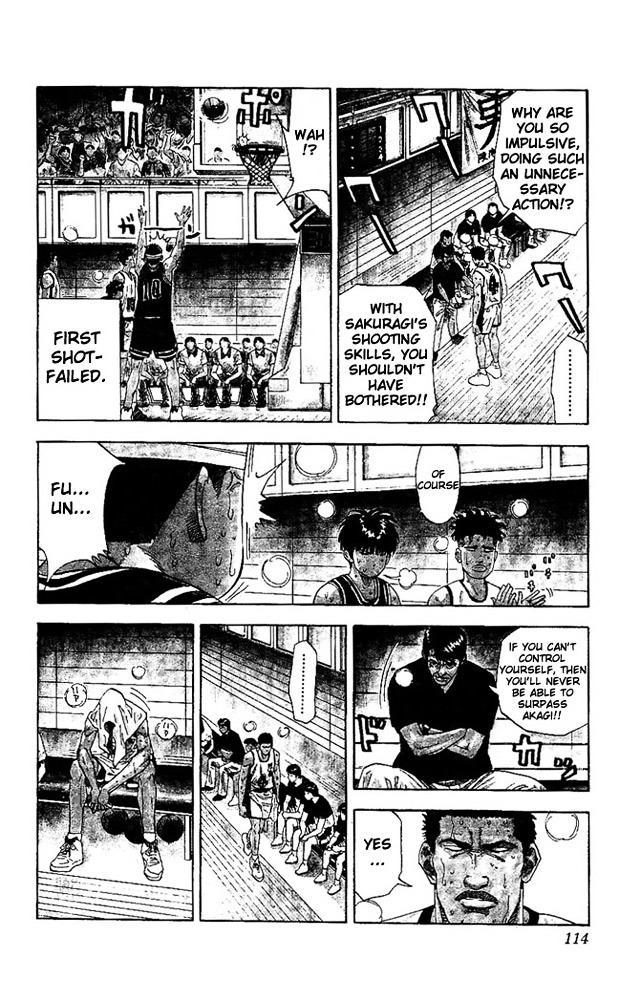 Slam Dunk Chapter 167  Online Free Manga Read Image 8