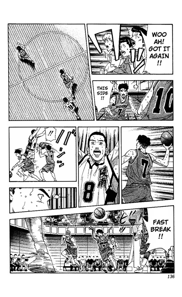 Slam Dunk Chapter 168  Online Free Manga Read Image 12