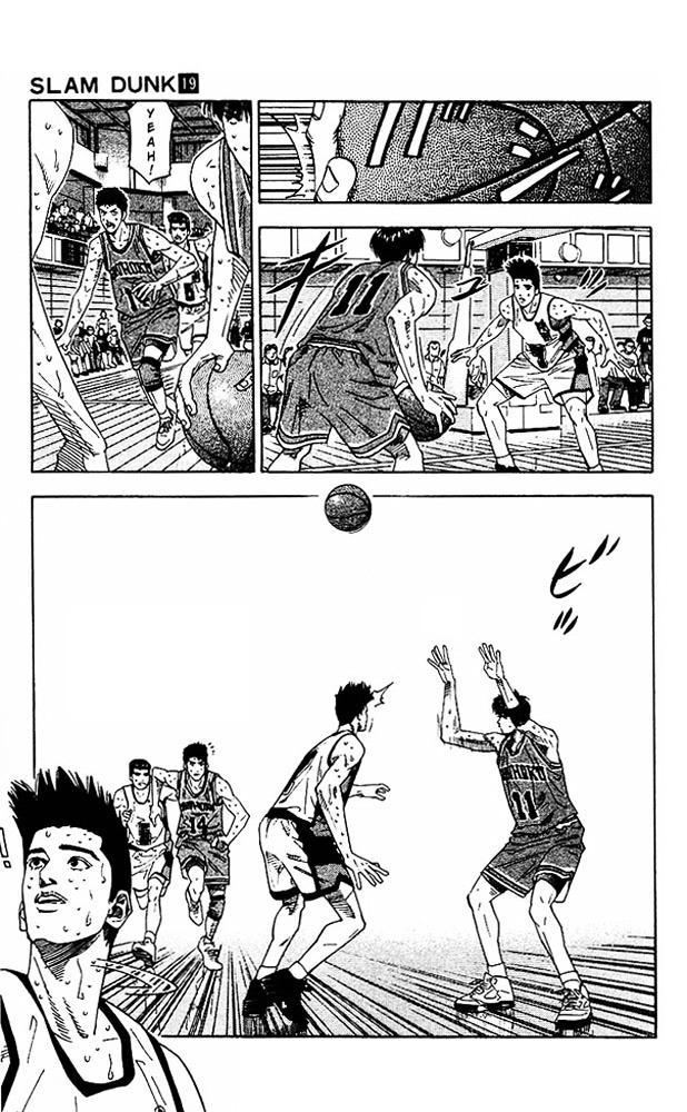 Slam Dunk Chapter 168  Online Free Manga Read Image 13