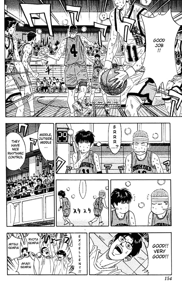 Slam Dunk Chapter 169  Online Free Manga Read Image 10