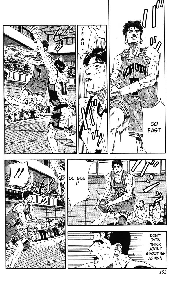 Slam Dunk Chapter 169  Online Free Manga Read Image 8