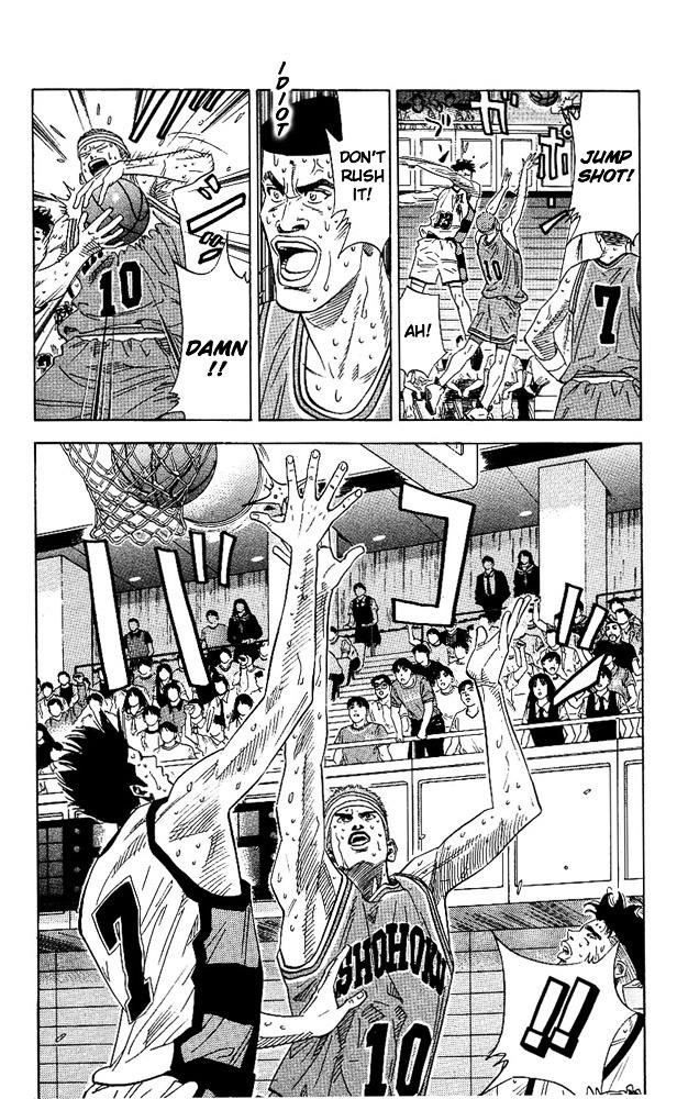 Slam Dunk Chapter 170  Online Free Manga Read Image 10