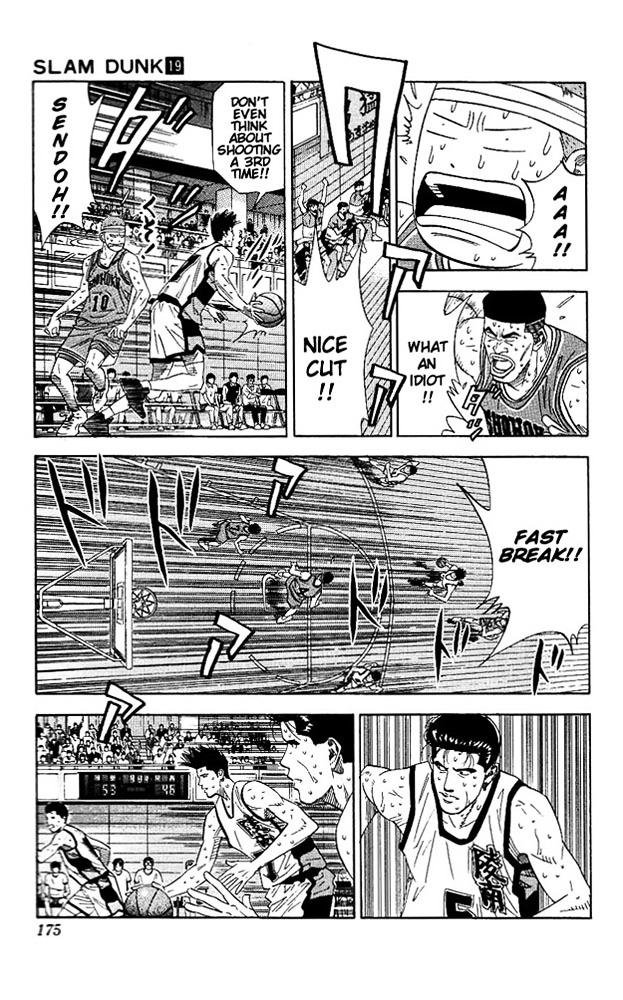 Slam Dunk Chapter 170  Online Free Manga Read Image 11