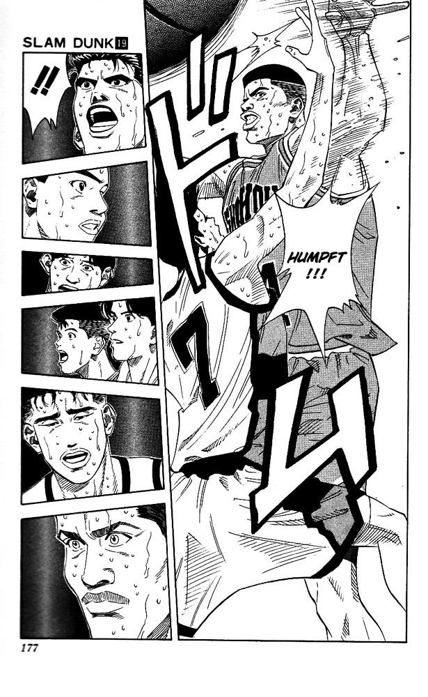 Slam Dunk Chapter 170  Online Free Manga Read Image 13
