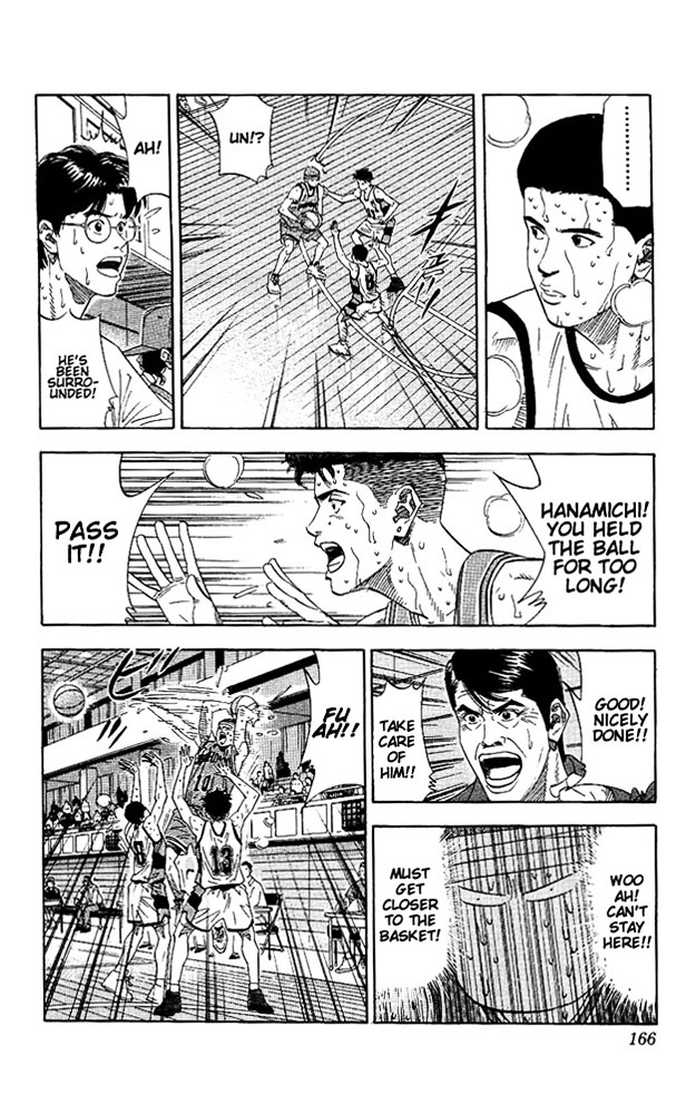 Slam Dunk Chapter 170  Online Free Manga Read Image 2