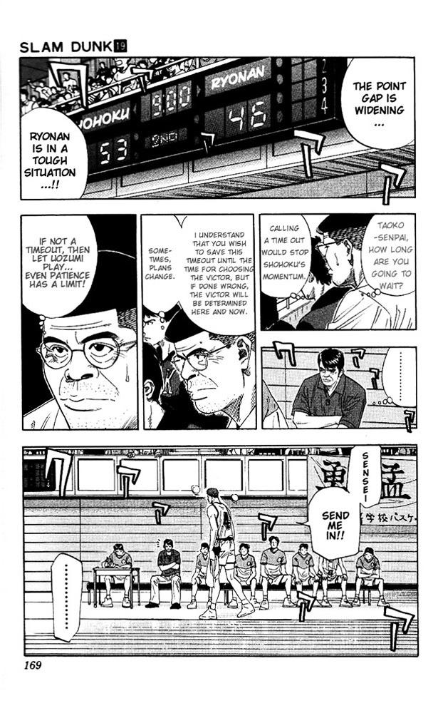 Slam Dunk Chapter 170  Online Free Manga Read Image 5
