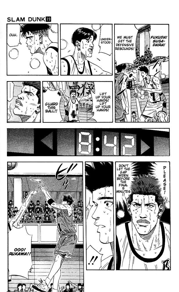 Slam Dunk Chapter 170  Online Free Manga Read Image 7