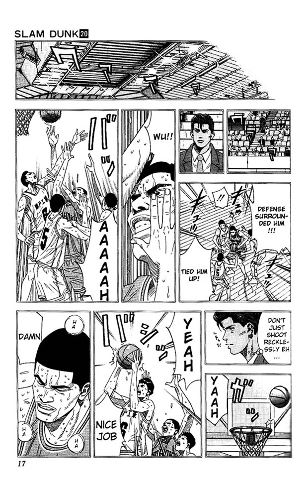 Slam Dunk Chapter 171  Online Free Manga Read Image 14