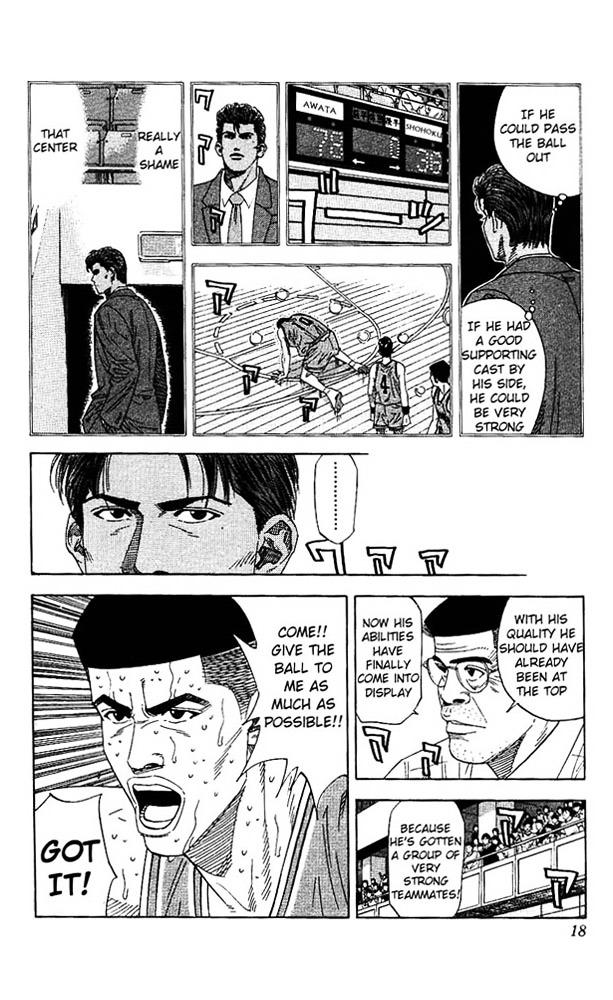 Slam Dunk Chapter 171  Online Free Manga Read Image 15