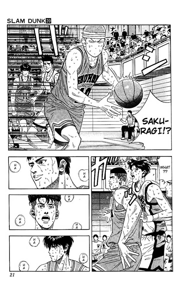 Slam Dunk Chapter 171  Online Free Manga Read Image 18