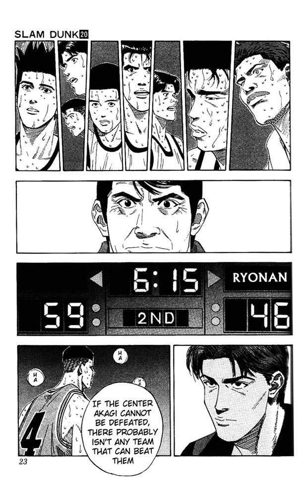 Slam Dunk Chapter 171  Online Free Manga Read Image 20