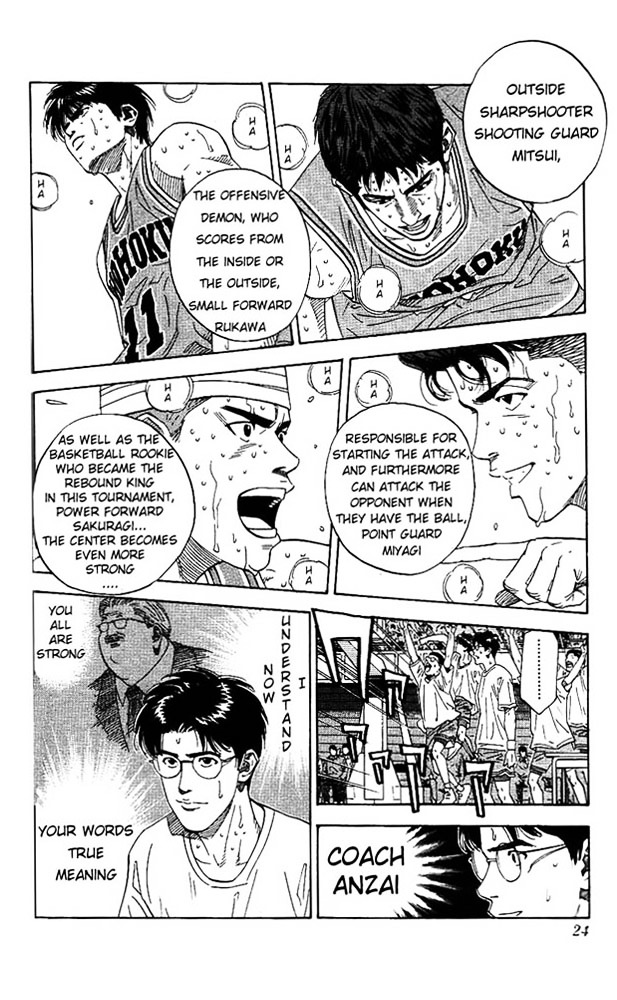 Slam Dunk Chapter 171  Online Free Manga Read Image 21